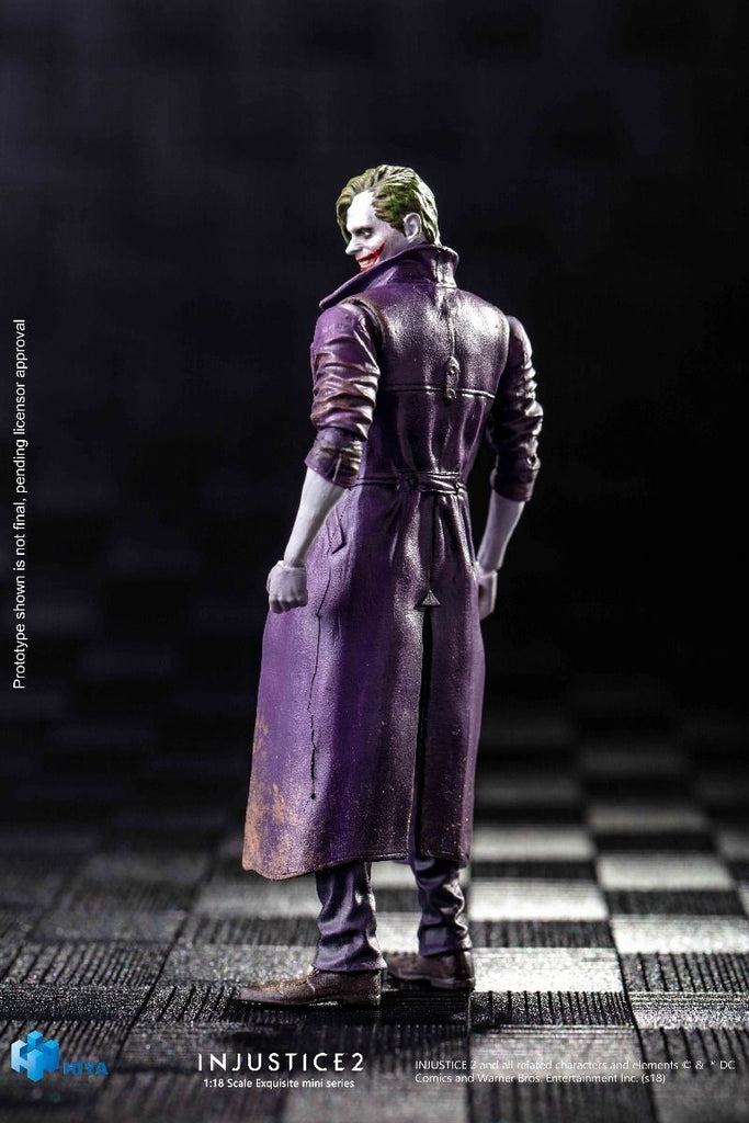HIYA Injustice 2: The Joker 1/18 Scale Action Figure
