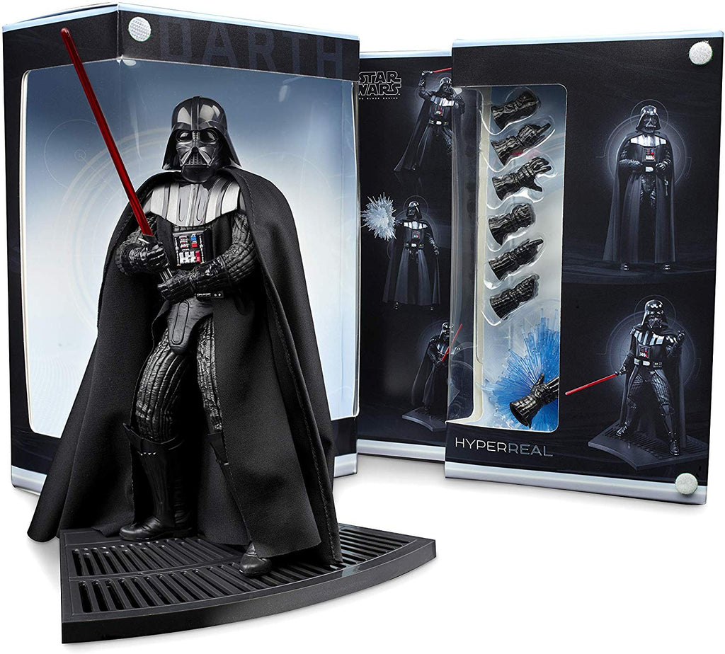 Star Wars: Black Series Darth Vader Hyperreal 8-Inch Action Figure 630509773930