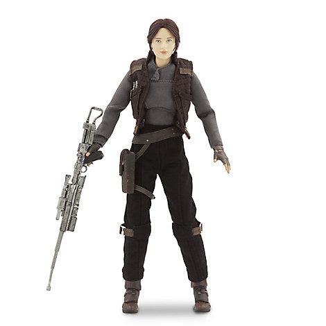 Jyn Erso (front) Star Wars Rogue One