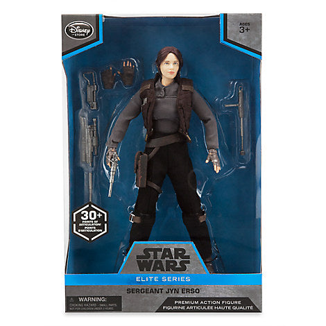Jyn Erso (package) Star Wars Rogue One