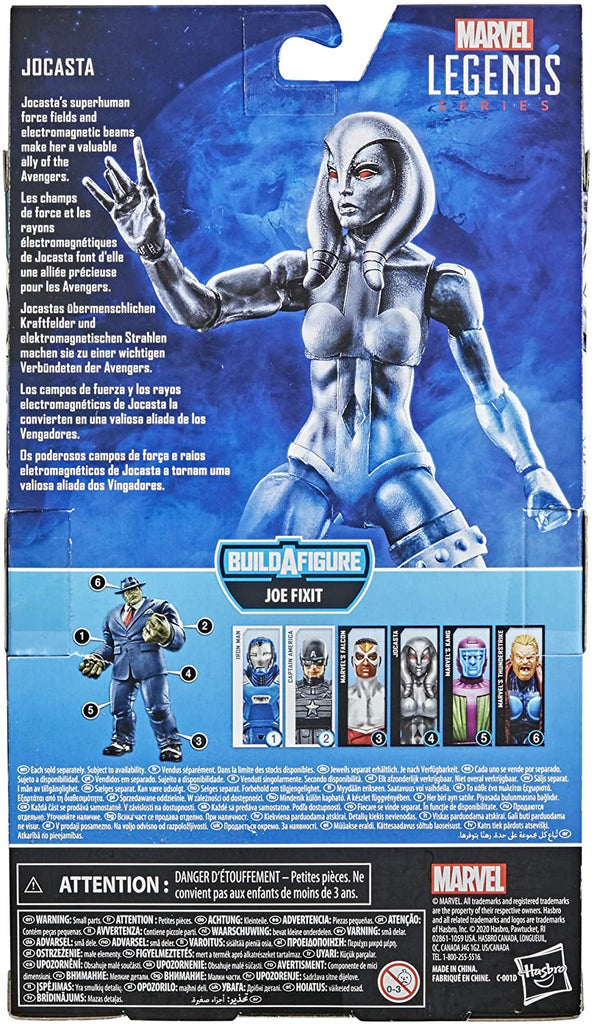 Marvel Legends Jocasta Action Figure 6 Inch 5010993734153