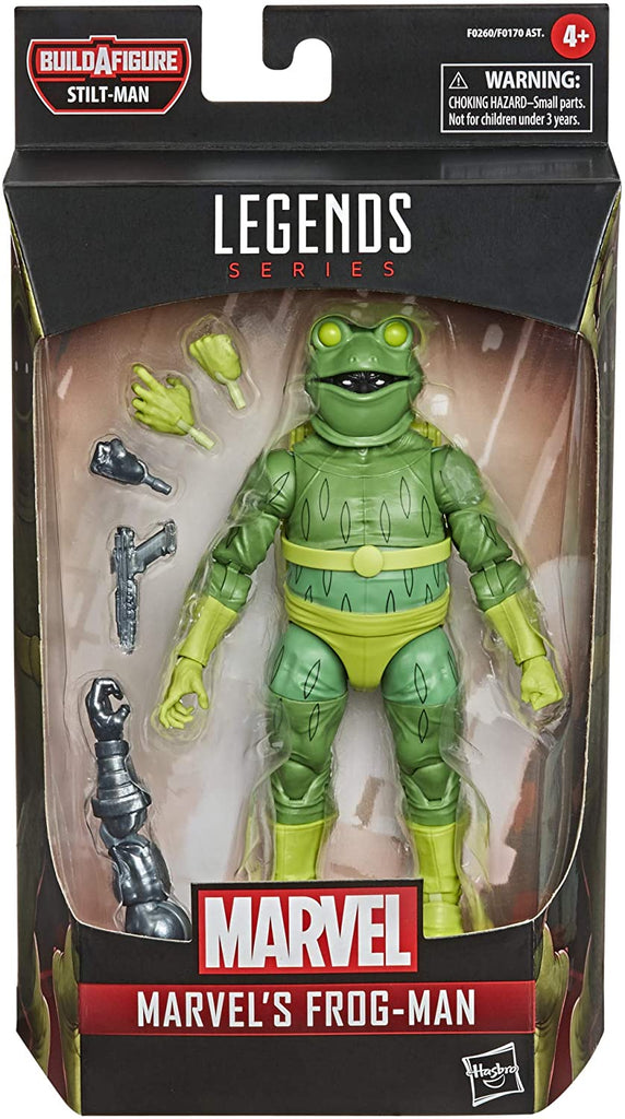Marvel Legends Frog-Man Action Figure 6 Inch 5010993786541