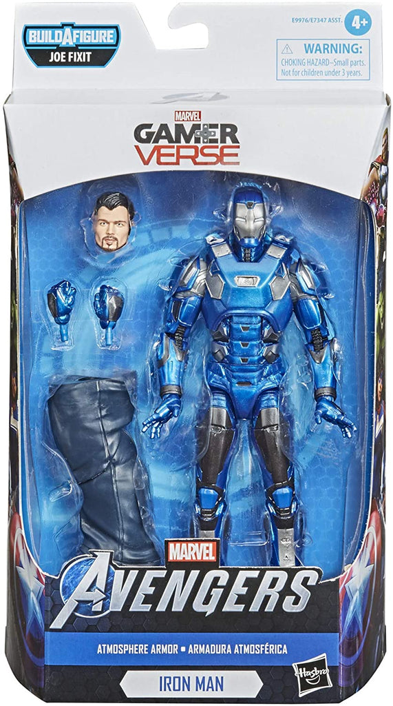 Marvel Legends Gamerverse Avengers Iron Man Atmosphere Armor Action Figure six Inch 5010993734177