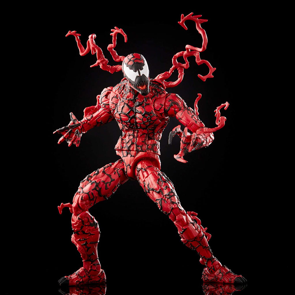 Marvel Legends Venom Carnage Action Figure 6-inch 5010993736003