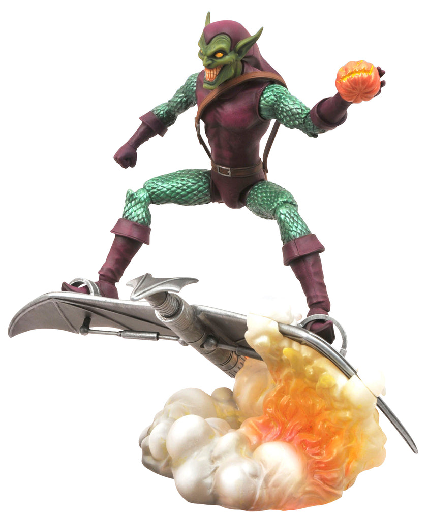 Marvel Select Green Goblin Action Figure 699788722619