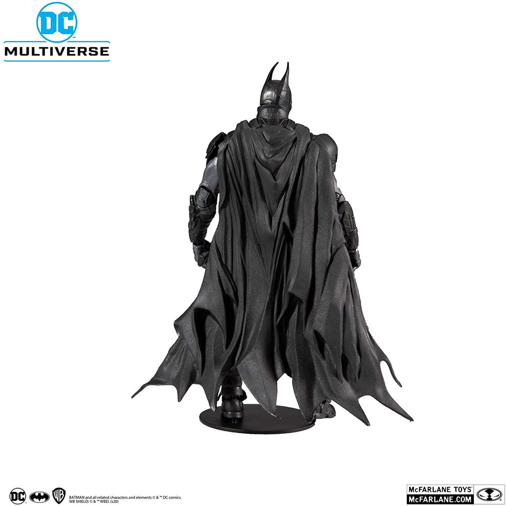 DC Multiverse Batman Arkham Knight Batman 7-Inch Action Figure 787926153415