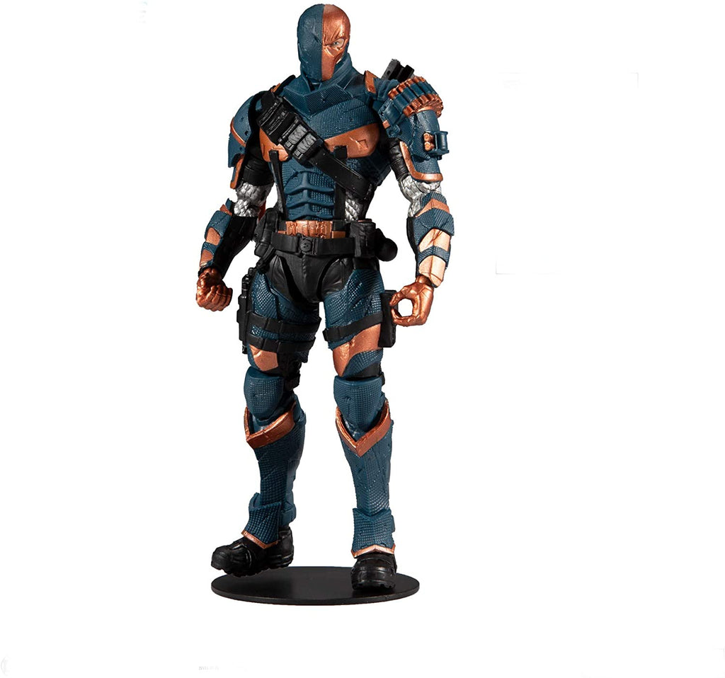 DC Multiverse Batman: Arkham Origins - Deathstroke 7-Inch Action Figure 787926153422