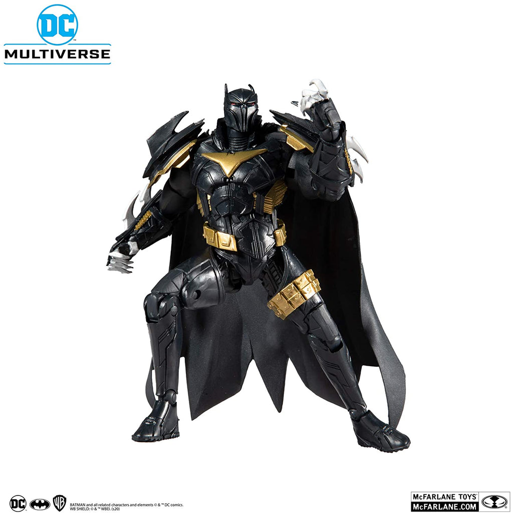DC Multiverse Azrael in Batman Armor: Batman: Curse of The White Knight 7-Inch Action Figure 787926154092