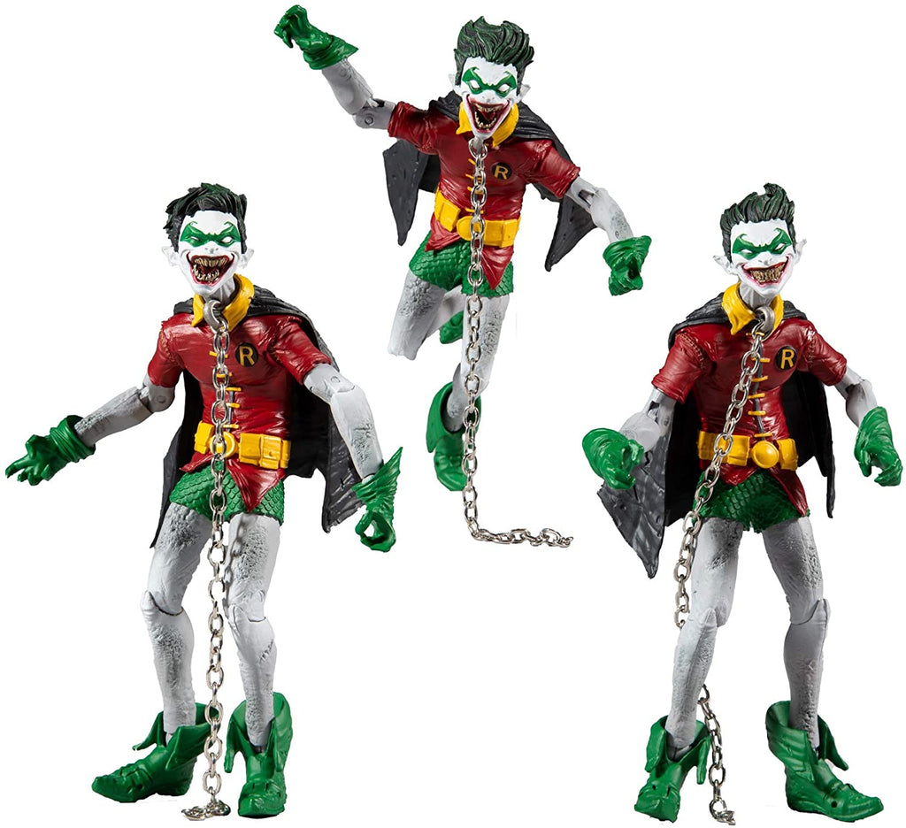 DC Multiverse Dark Knights: Metal - Robin Crow 7-Inch Action Figure