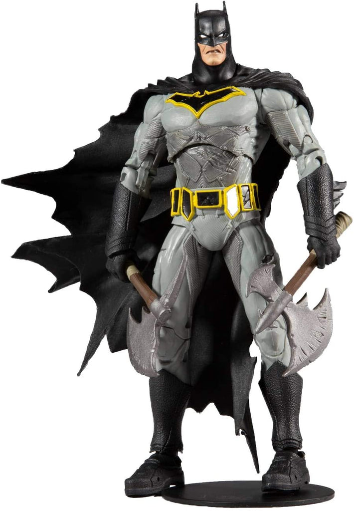 DC Multiverse The Batman - Dark Knights: Metal 7-Inch Action Figure 787926154245