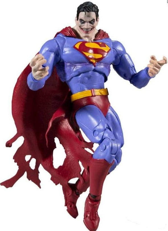 DC Multiverse Superman: The Infected 7-Inch Action Figure 787926154238