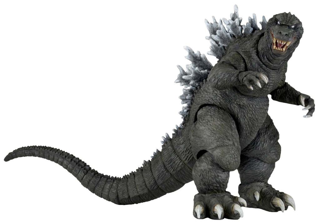NECA 12″ Head-to-Tail Action Figure – 2001 Godzilla 634482428788