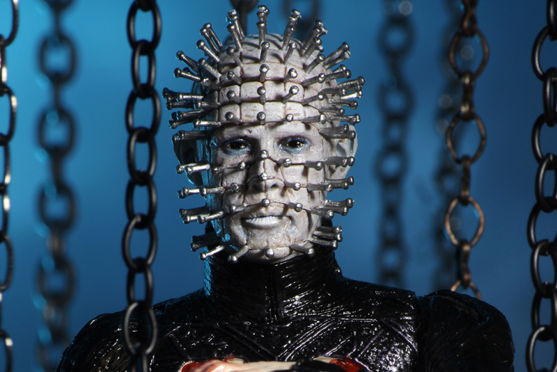 NECA Hellraiser - Ultimate Pinhead 7″ Scale Action Figure 634482331033