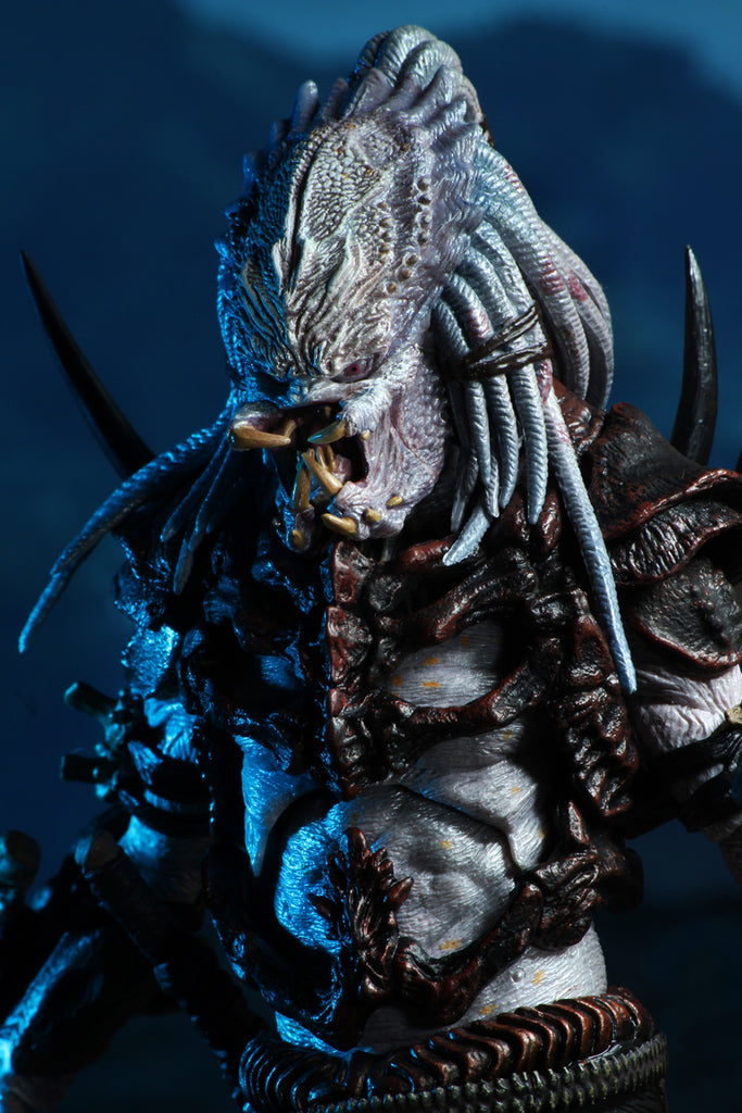 NECA Predator 7 inch Scale Ultimate Alpha Predator 100th Edition Action Figure 634482515754