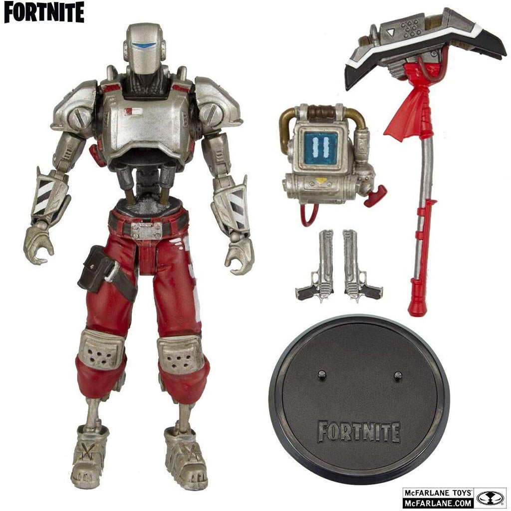 Fortnite Wild Card A.I.M. 7-Inch Action Figure 787926106152