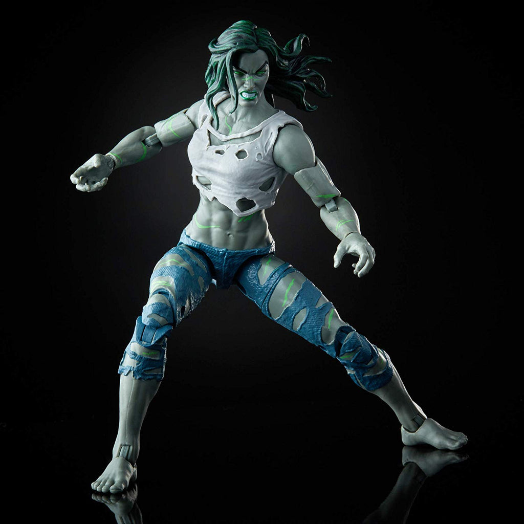 Marvel Legends Hulk - She Hulk Action Figure, 6 Inch 5010993655472