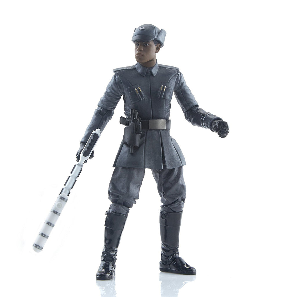 "Star Wars Episode 8 Black Series 6"" Finn (First Order Disguise) Action Figure"
