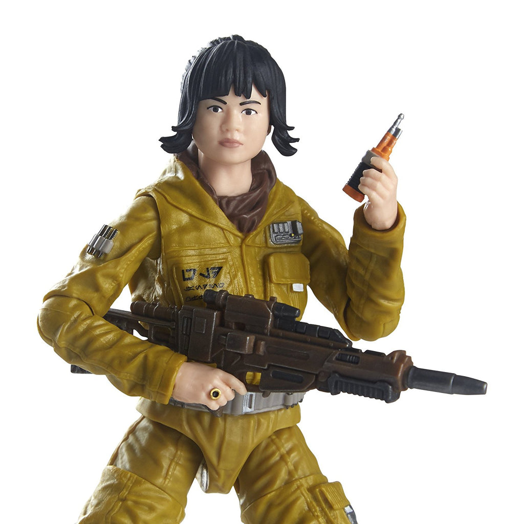 "Star Wars: The Last Jedi Black Series 6"" Resistance Tech Rose"