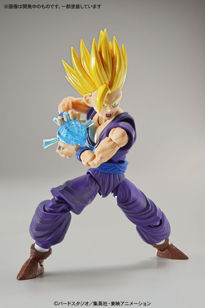 Dragon Ball Z - Super Saiyan 2 Son Gohan - Figure-rise Standard Model Kit 4549660090618