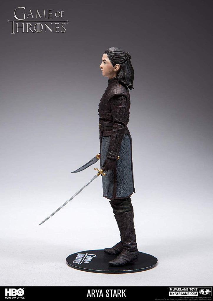 Game of Thrones - Arya Stark 6-Inch Action Figure 787926106541