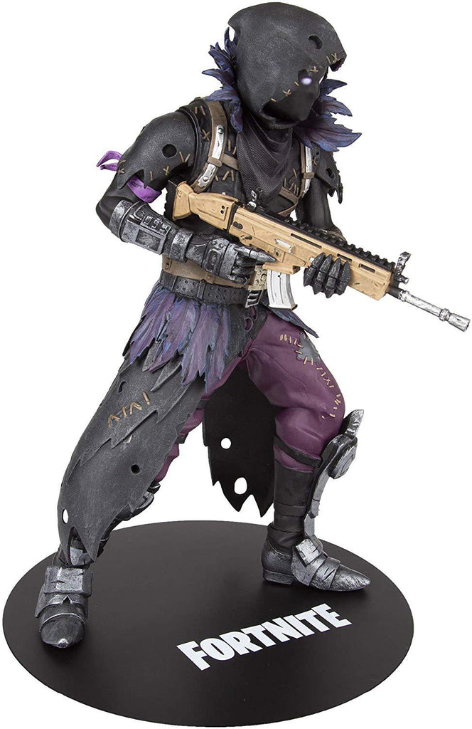Fortnite Series 1 Raven Deluxe 11-Inch Action Figure 787926106411