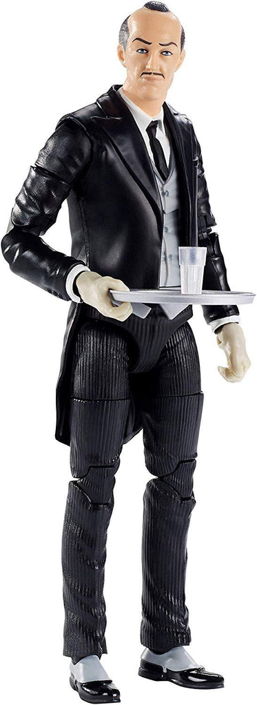 "DC Comics Multiverse Alfred Pennyworth Action Figure, 6"" 887961773972"