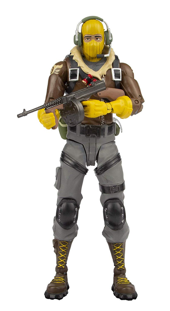 Fortnite Series 1 Raptor 7-Inch Action Figure 787926106039