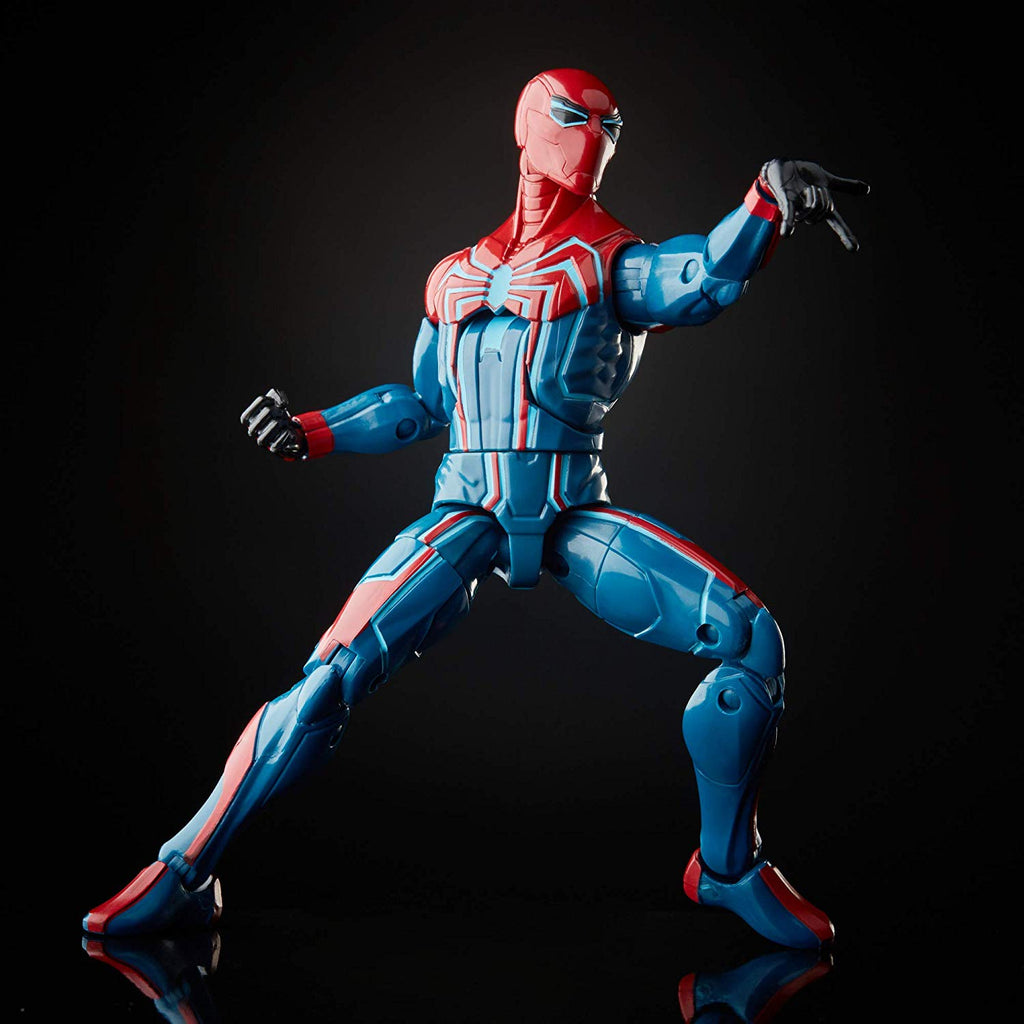 Marvel Legends Spider-Man Velocity Suite Spider-Man Gamerverse Action Figure, 6 Inch 5010993659487