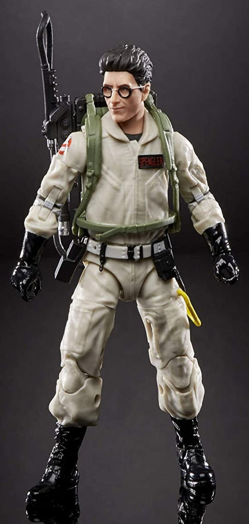 "Ghostbusters Plasma Series - Egon Spengler -  Classic 1984 Ghostbusters 6"" Action Figure 5010993689088"