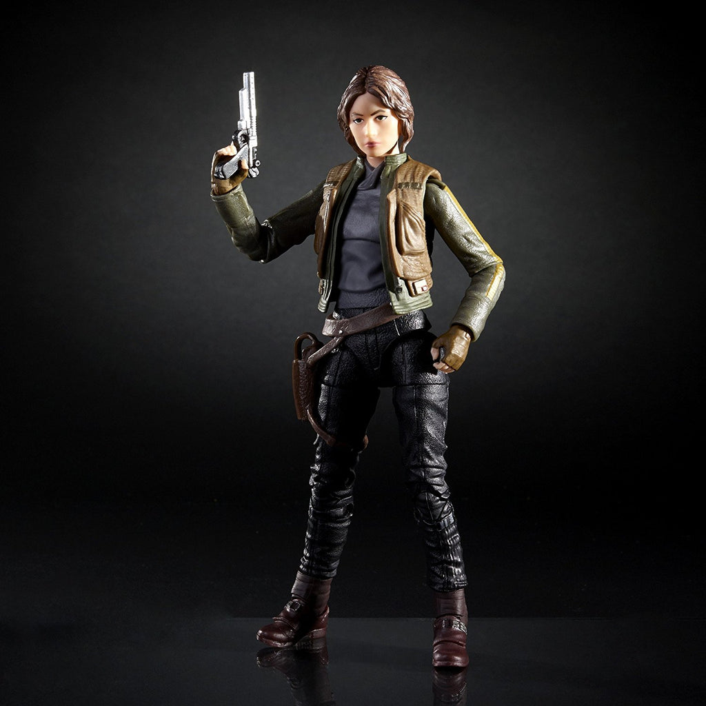 "Star Wars: Rogue One Black Series 6"" Sergeant Jyn Erso"