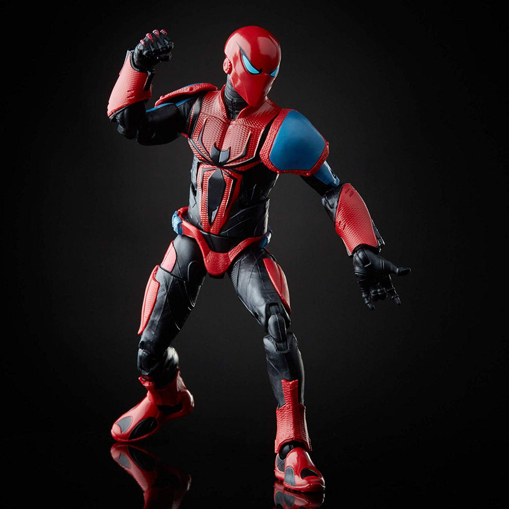 Marvel Legends Spider-Man Spider-Armor MK III Spider-Man Gamerverse Action Figure, 6 Inch 5010993659494