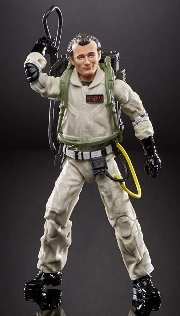"Ghostbusters Plasma Series - Peter Venkman -  Classic 1984 Ghostbusters 6"" Action Figure 5010993689057"