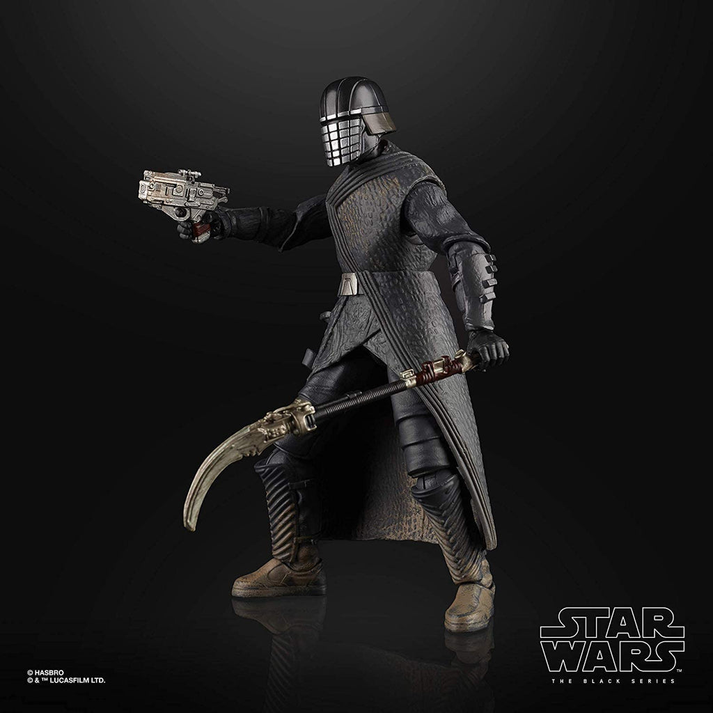 "The Black Series Star Wars The Rise of Skywalker Knight of Ren 6"" Action Figure 630509902934"