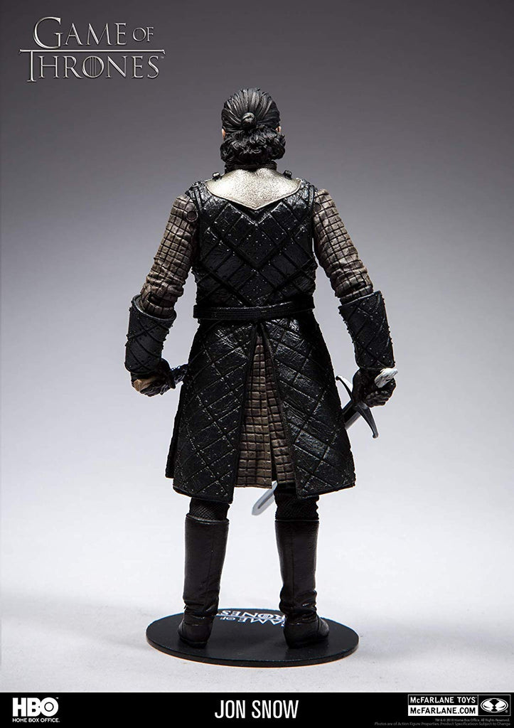 Game of Thrones - Jon Snow 6-Inch Action Figure 787926106510