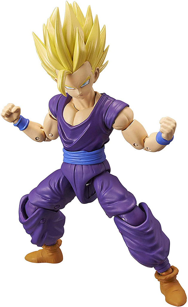 Dragon Ball Stars Super Saiyan 2 Gohan Action Figure 045557361860