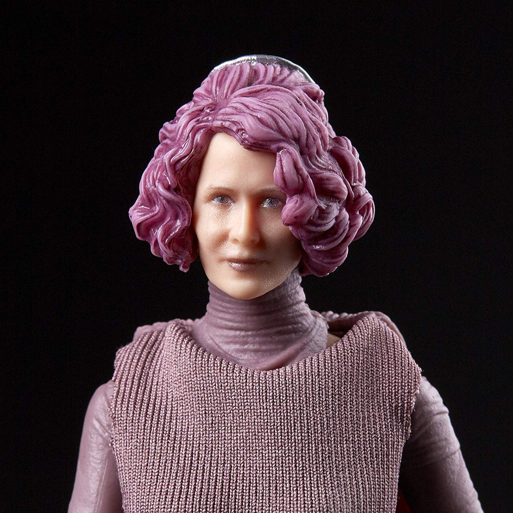 "Star Wars: The Last Jedi Black Series 6"" Vice Admiral Holdo 630509776900"