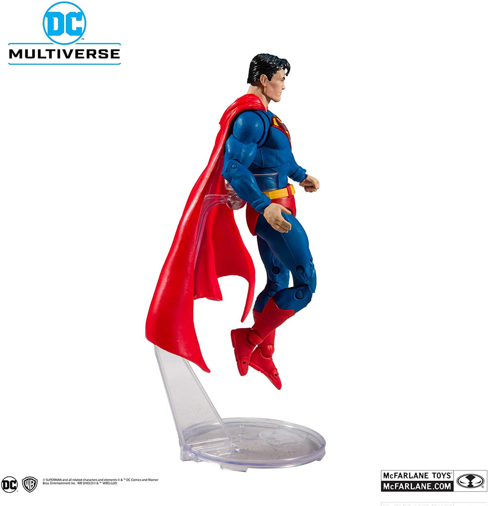 DC Multiverse Modern Superman 7-Inch Action Figure