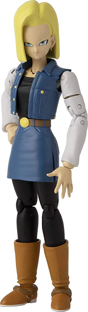 Dragon Ball Stars Android 18 Action Figure 045557361914