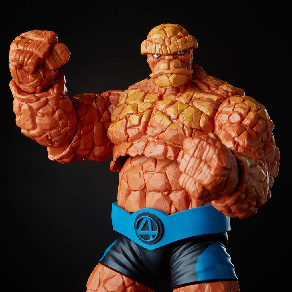 Marvel Legends Fantastic Four - Thing Action Figure, 6 Inch 5010993655489