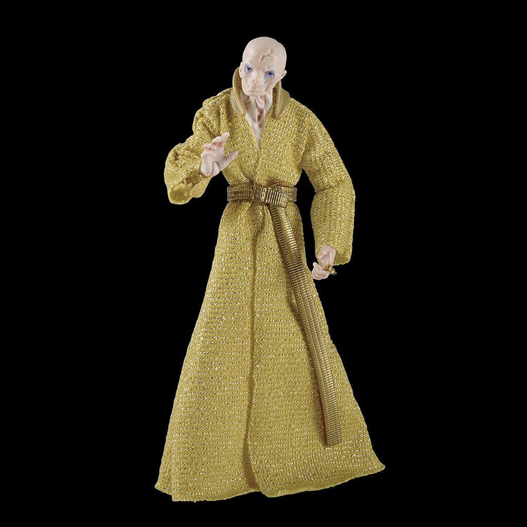 Star Wars The Vintage Collection Supreme Leader Snoke Figure 3.75 Inches