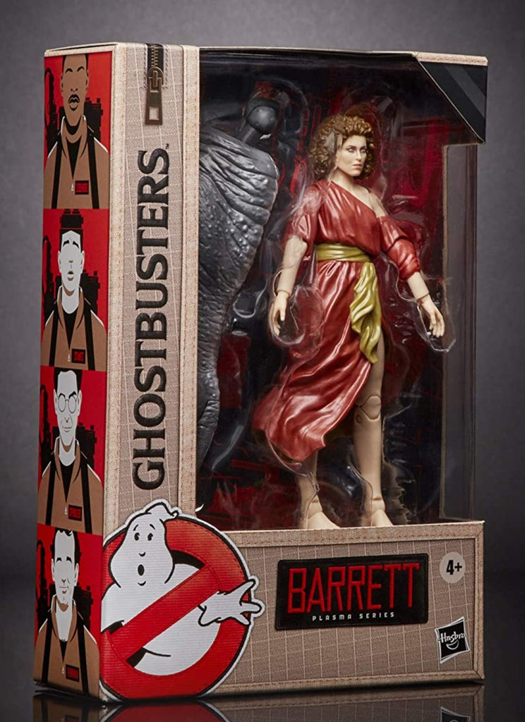 "Ghostbusters Plasma Series - Dana Barret -  Classic 1984 Ghostbusters 6"" Action Figure 5010993688975"