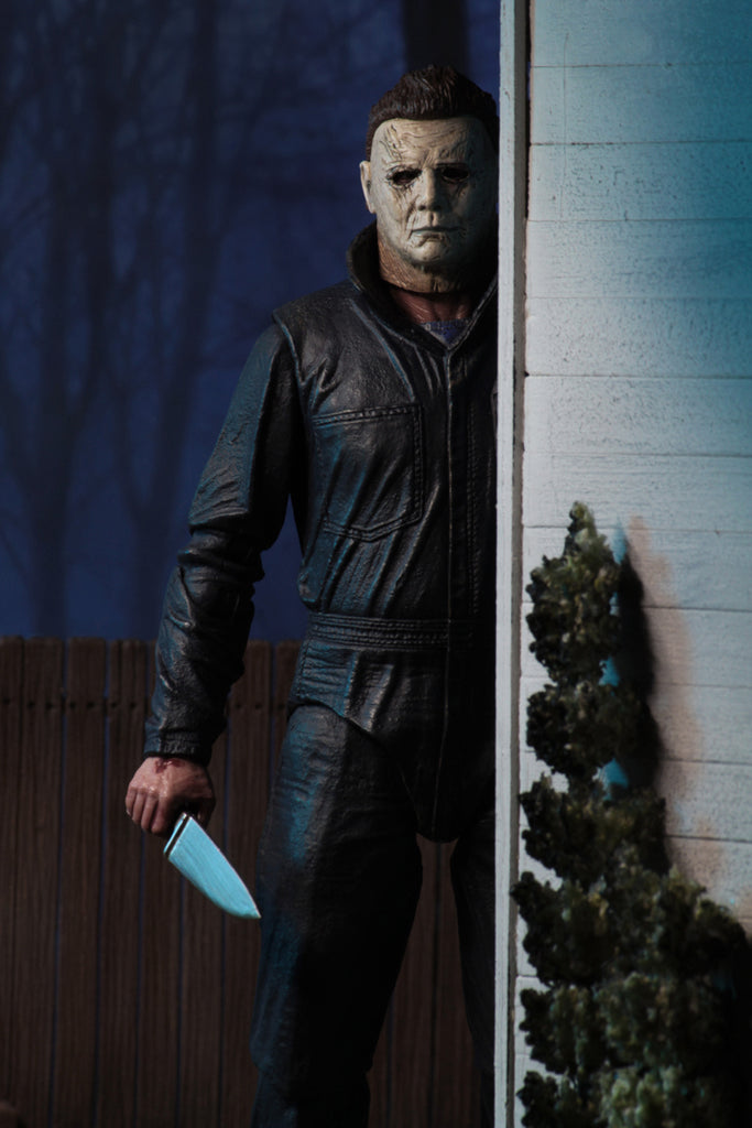 NECA Halloween (2018 Movie) - Ultimate Michael Myers 7″ Scale Action Figure 634482606872
