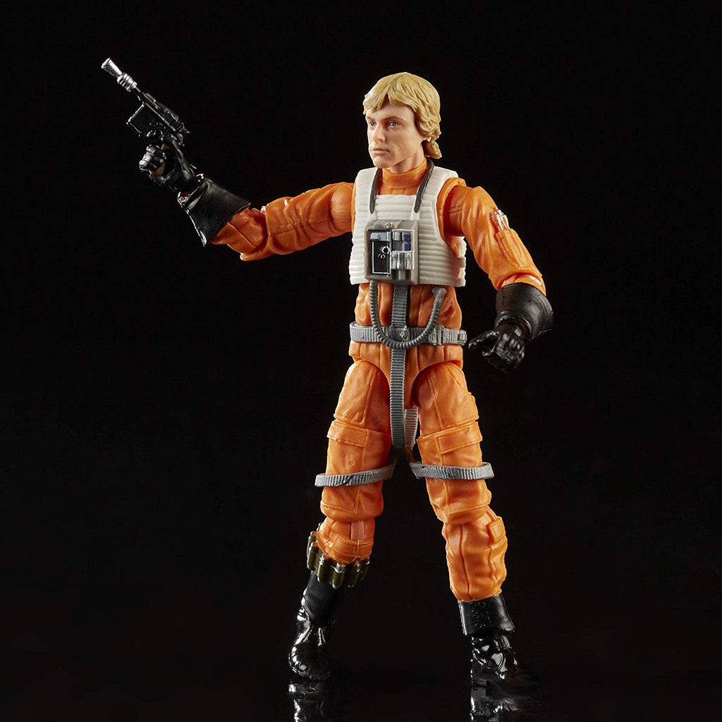 Star Wars The Vintage Collection Luke Skywalker X-Wing Pilot Figure 3.75 Inches 630509862177