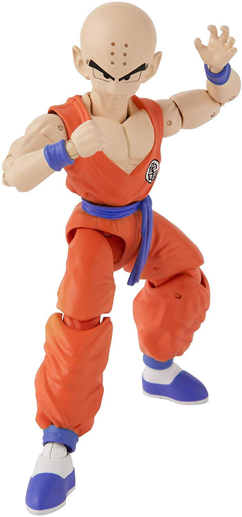 Dragon Ball Stars Krillin Action Figure 045557367664