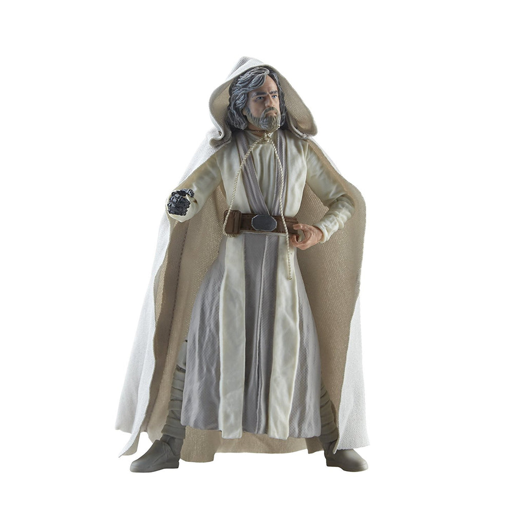 Star Wars The Black Series Episode 8 Luke Skywalker (Jedi Master), 6-inch pose 2