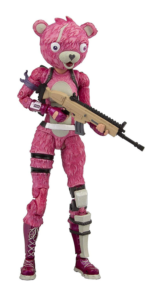 Fortnite Series 1 Cuddle Team Leader 7-Inch Action Figure 787926106015