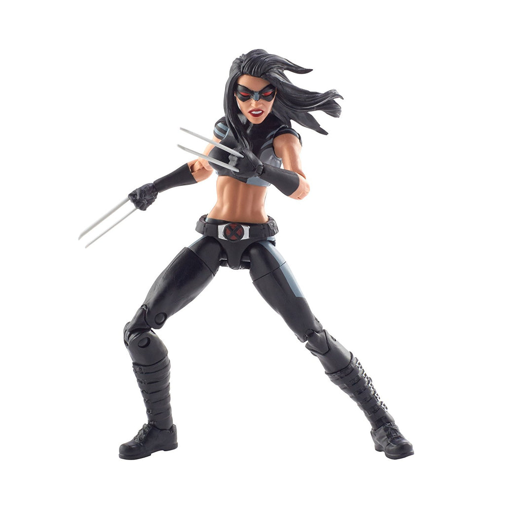 Marvel Legends Deadpool X 23 Action Figure, 6-inch 630509621095