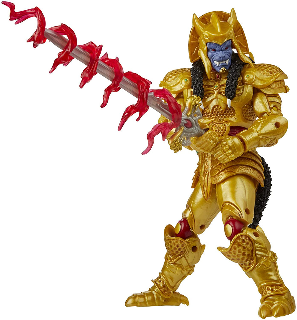 Power Rangers Lightning Collection 6 inch Mighty Morphin Goldar 630509960446