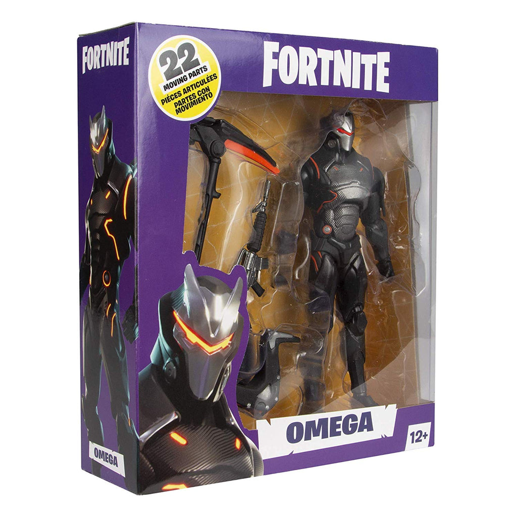 Fortnite Series 1 Omega 7-Inch Action Figure 787926106060