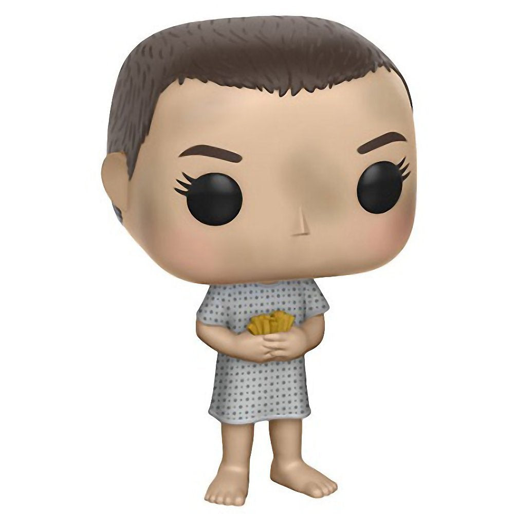 Funko Pop! Television: Stranger Things - Eleven Hospital Gown Collectible Figure side